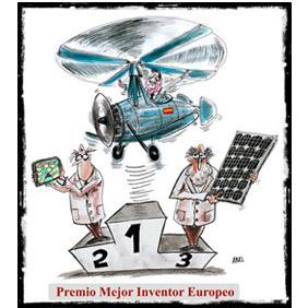Mejor inventor europeo